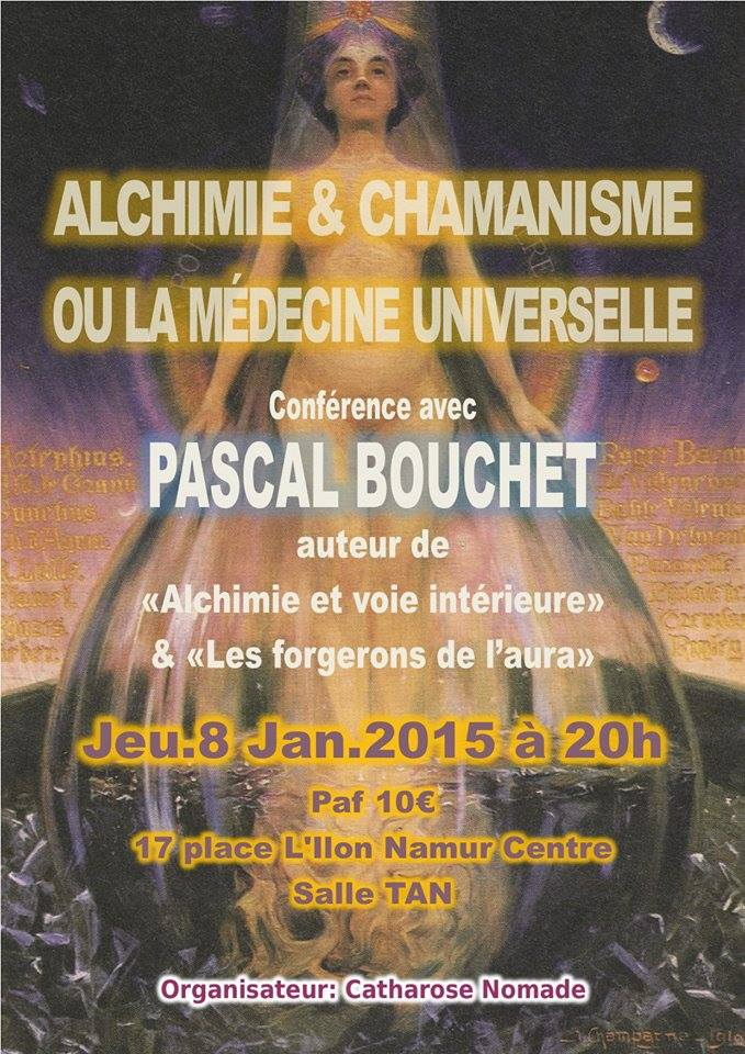 Conference namur janvier 2015