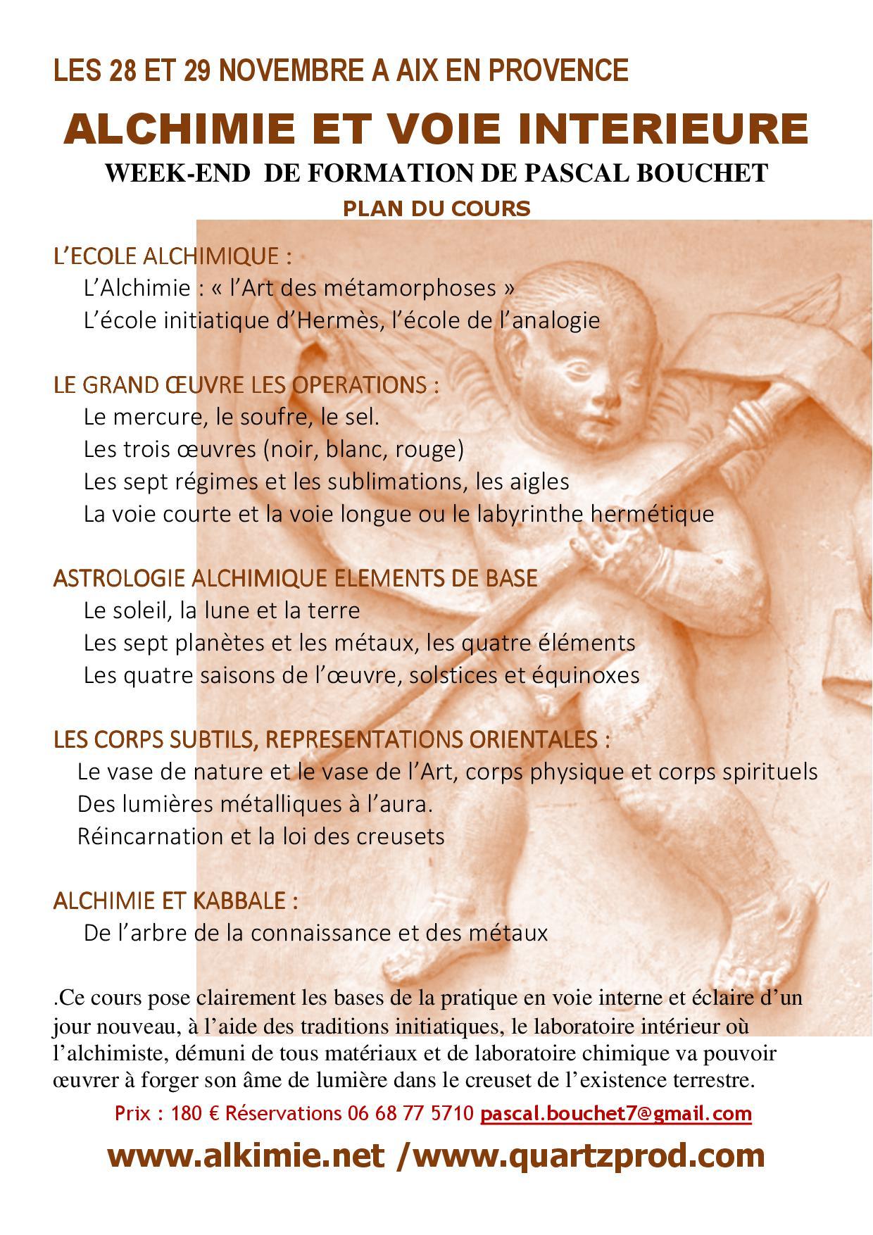 Cours avi 27 et 28 novembre a aix en provence 2