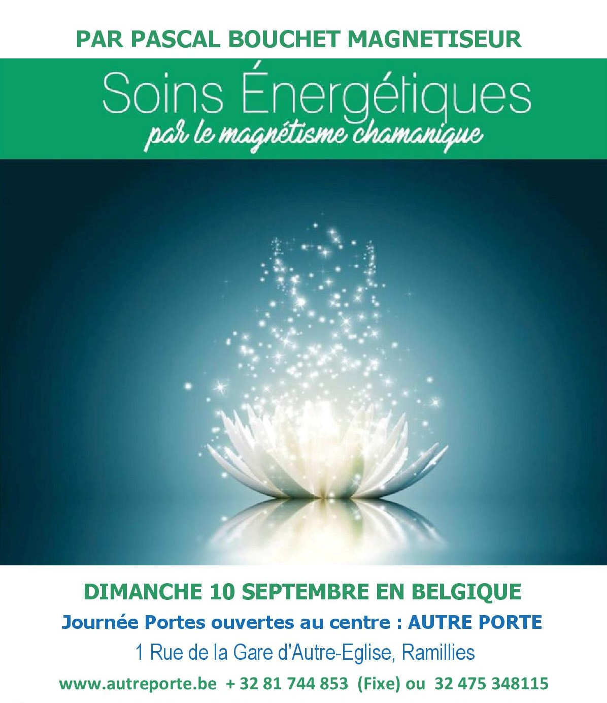 Magnetisme p ouvertes belgique 10 09 17 2