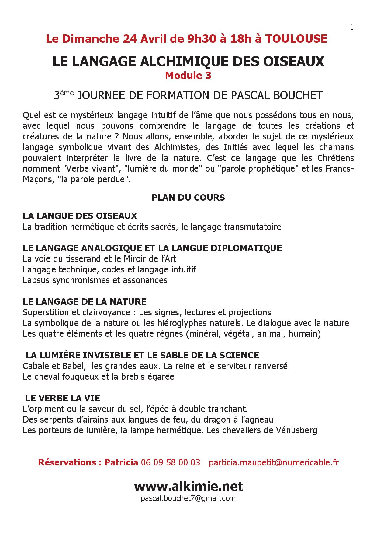 Plan cours avi 3 toulouse avril 2017