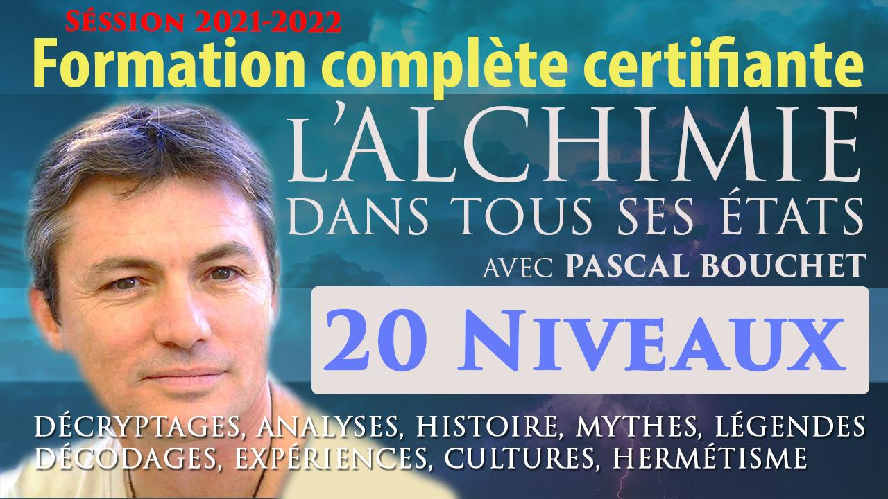 Formation complete alchimie 2021 2022